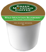 Coffee K-Cup 12 ct. Wild Mountain Blueberry Green Mountain Coffee