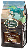 Coffee Ground Our Blend 10 oz. Green Mountain Coffee