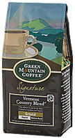 Coffee Whole Bean Vermont Country Blend 12 oz. Green Mountain Coffee