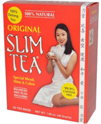 Slim Tea Original 24 bags Hobe Laboratories