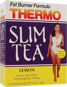 Thermo Slim Tea Lemon 24 bags Hobe Laboratories