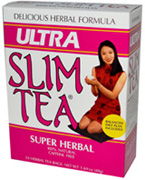 Ultra Slim Tea Super Herbal 24 bags Hobe Laboratories
