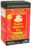 Natural Botanicals Super Dieter's Tea, 16 ct. Laci Le Beau Natrol