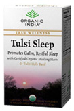Tulsi Tea Sleep 18 ct. Organic India Tea