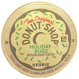 Coffee K-Cup 12 ct. Holiday Buzz The Original Donut Shop