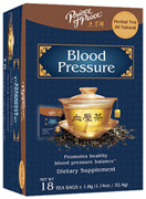 Herbal Tea Blood Pressurer18 bags Prince of Peace