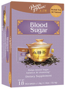 Herbal Tea Blood Sugar18 bags Prince of Peace