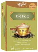 Herbal Tea Detox 18 bags Prince of Peace