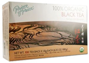 Organic Black Tea, 100 ct. Prince of Peace