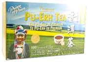 Premium Pu-Erh Tea, 100 ct. Prince of Peace
