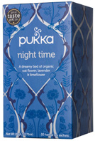 Herbal Tea Night Time 20 bags Pukka Herbs