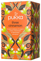 Herbal Tea Three Cinnamon 20 bags Pukka Herbs