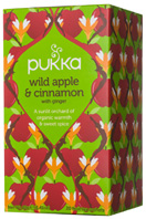Herbal Tea Wild Apple & Cinnamon 20 bags Pukka Herbs