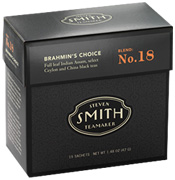 Black Tea Blend No. 18 Brahmin 15 bags Smith Teamaker
