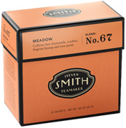 Herbal Tea Blend No. 67 Meadow 15 bags Smith Teamaker