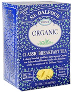 Black Tea Classic Breakfast 25 bags St. Dalfour