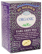 Black Tea Earl Grey 25 bags St. Dalfour