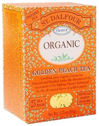 Black Tea Golden Peach 25 bags St. Dalfour