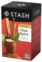 Black Tea Chai Spice STASH TEA