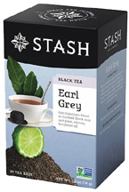 Black Tea Earl Grey STASH TEA