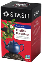 Black Tea English Breakfast STASH TEA