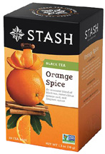 Black Tea Orange Spice STASH TEA
