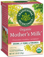 Mother's Milk Tea Traditional Medicinals