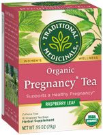 Pregnancy Tea Traditional Medicinals