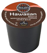 offee K-Cup 12 ct. Hawaiian Blend Extra Bold Tully's