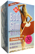 Body Slim Dieter's Tea Cinnamon 30 bags Uncle Lee's Tea