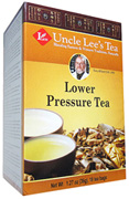 Lower Pressure Tea 18 bags Uncle Lee's Tea
