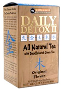 Daily Detox II Original, 30 ct. Wellements