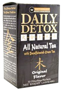 Daily Detox Original, 30 ct. Wellements
