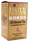 Daily Detox II Passion Fruit, 30 ct. Wellements