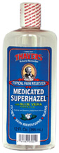 Witch Hazel Astringent Medicated Super Hazel
