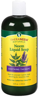 Neem Liquid Hand Soap Soothing Therape 16 oz. Theraneem Naturals