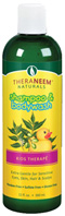 Kids Therape Shampoo & Bodywash 12 oz. Theraneem Naturals