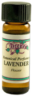 Single Perfume Oil Lavender 0.17 oz.Tiferet Aromatherapy