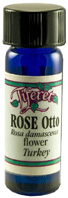 Aromatic Professional Oil Rose Otto Turkey 1 ml. Tiferet Aromatherapy