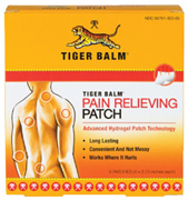 Pain Relieving Patch Warm 5 ct. Tiger Balm