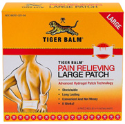 Pain Relieving Patch Large 4 ct. Tiger Balm