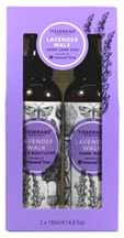 Inspired By National Trust Hand Care Duo Lavender Walk, 3 pc. Tisserand Aromatherapy