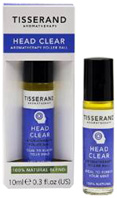 Remedy Roller Ball Head Clear 0.33 oz. Tisserand Aromatherapy