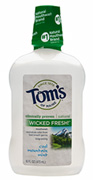 Cool Mountain Mint Mouthwash Tom's of Maine