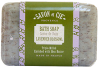 French Bath Soap Lavender Blossom