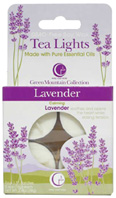Tea Light Lavender 4 Pack Way Out Wax