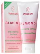 Almond Soothing Cleansing Lotion,  2.5 oz. Weleda