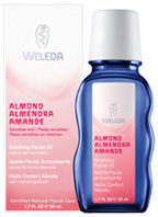 Almond Soothing Facial Oil 1.7 oz. Weleda