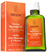 Weleda Arnica Body Massage Oil