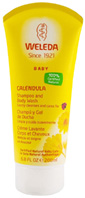 Calendula Shampoo & Body Wash 6.8 oz. Weleda